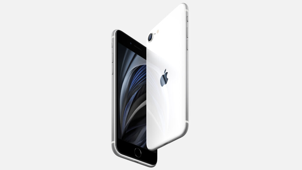 Apple Iphone SE is our choice for the best smartphone with smaller screen and most durable hardware under 500 dollars in 2021.